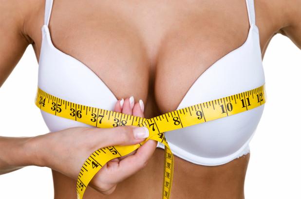 स्तनों की साइज बड़ी होने के कारण