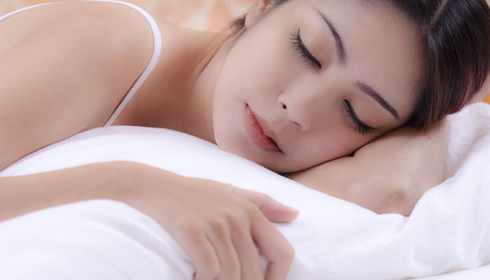अच्छे से नींद लेनी चाहिए