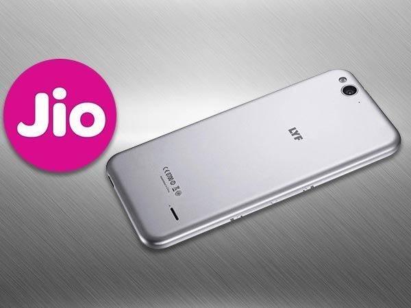 जिओ १००० रुपये का फ़ोन