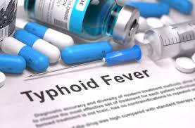 टाइफाइड की बुखार की दवा