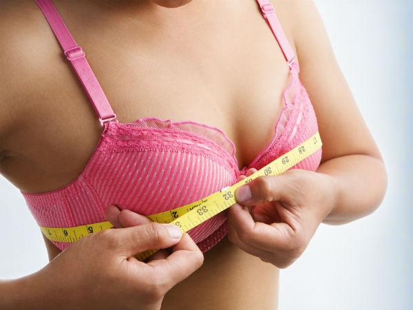 दबे हुए और छोटे निप्पल स्तन