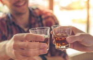 शराब पीने की वजह से
