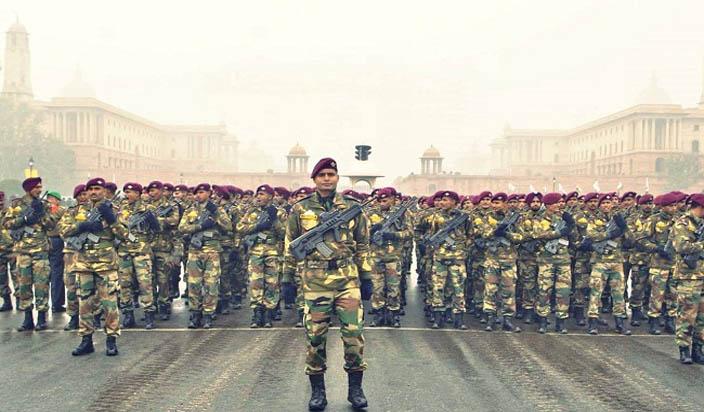 इंडियन आर्मी में भर्ती होने के लिए क्या करना चाहिए