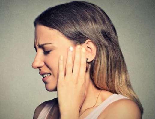 कान बहने का कारण