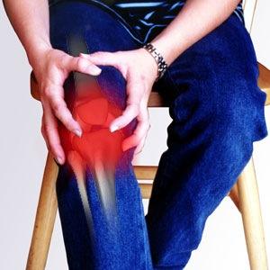 घुटनों का दर्द