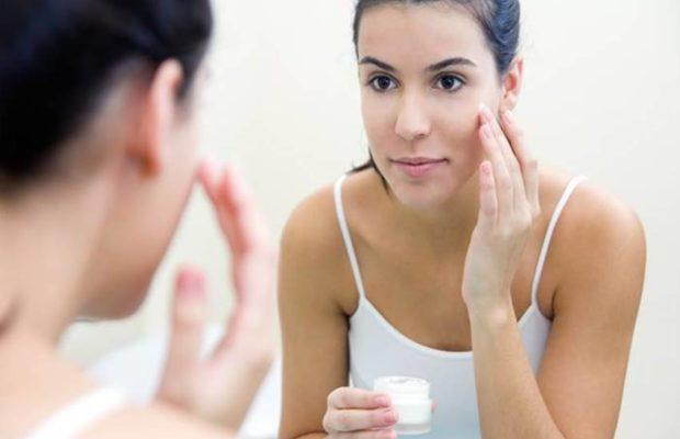 चेहरे की त्वचा पर इंफेक्शन