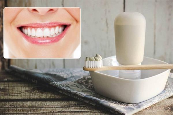 दांतों में दर्द होने के बाद टूथपेस्ट का इस्तेमाल