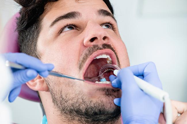 दांत में कीड़ा