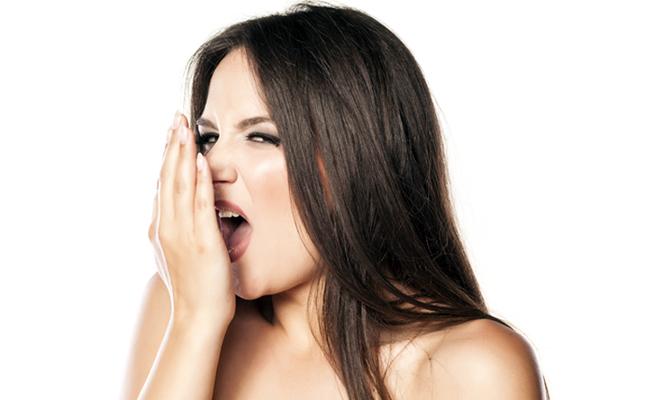 मुंह की दुर्गंध का इलाज