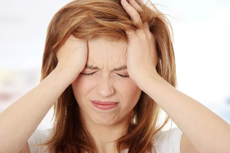 सिर दर्द की समस्या