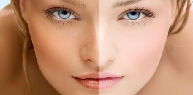 चेहरे का रंग गोरा कैसे करे