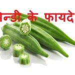भिंडी के फायदे Benefits of Lady Finger in hindi
