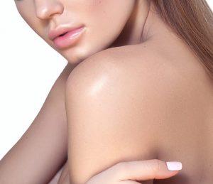 महिला का अंग कंधा