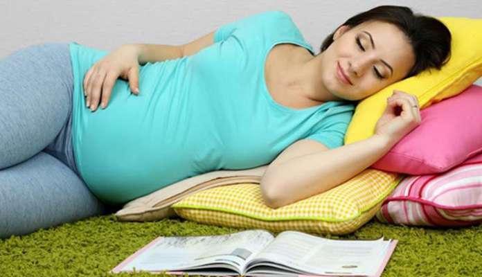 गर्भावस्था में सोने का सही तरीका