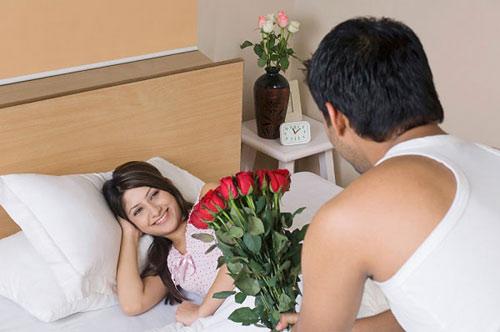 पति को आकर्षित करने का उपाय