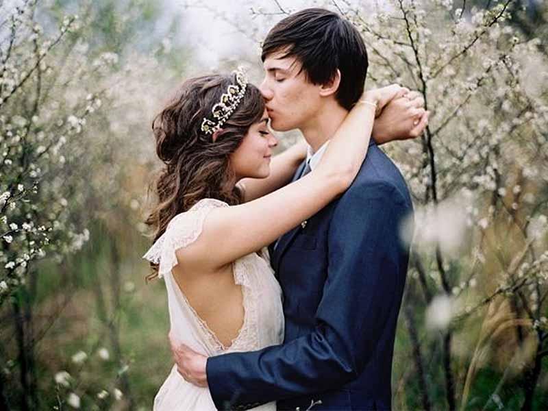 किस करने के प्रकार