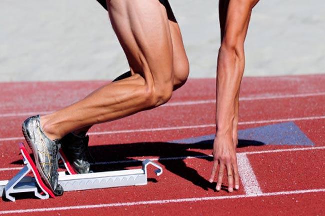 तेज दौड़ने के नियम