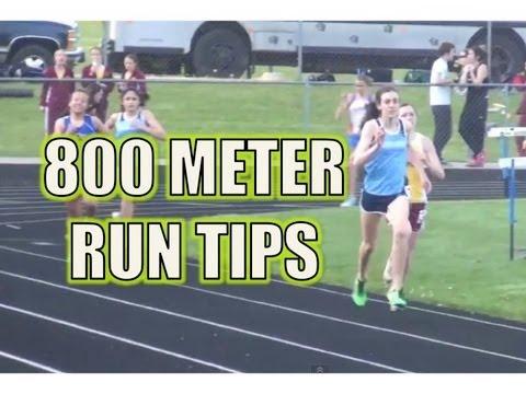 ८०० मीटर रेस कैसे पूरी करें