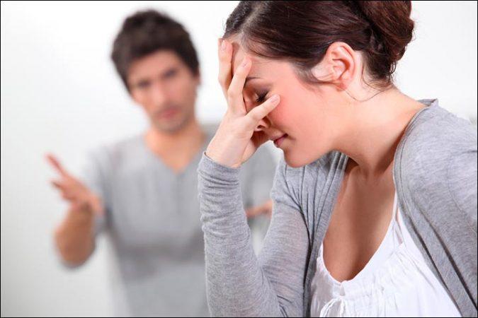 शादी के बाद पति पत्नी में झगड़े का इलाज