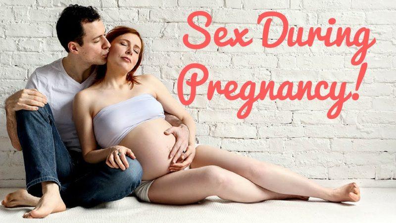 गर्भावस्था में सेक्स करना