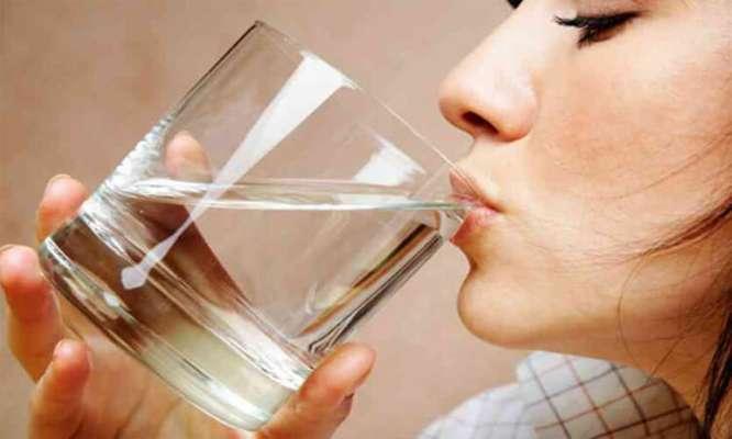 पानी कम पीने के कारण