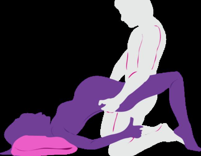 प्रेगनेंसी में सेक्स करने की सबसे बेस्ट सेक्स पोजिशन