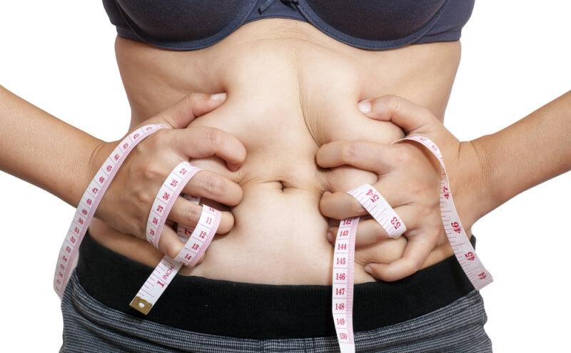 क्या खाने से पेट की चर्बी बढ़ती है