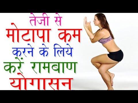 पेट का मोटापा कम करने के लिए योगा क्या करें