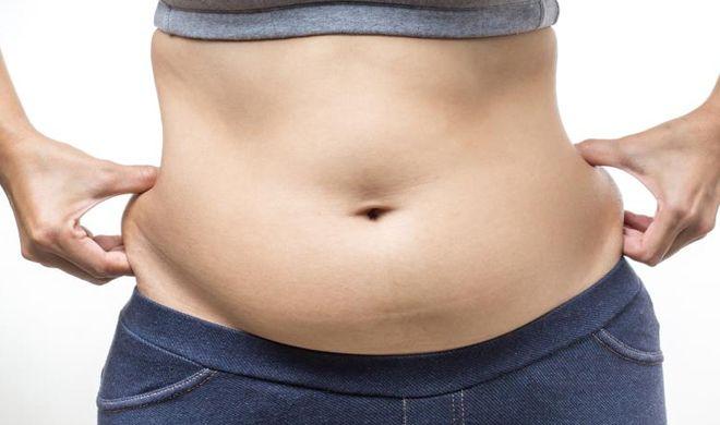 कमर की चर्बी बढ़ने पर क्या करना चाहिए