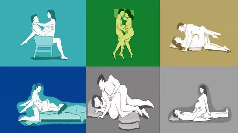 प्रेगनेंसी के समय सेक्स कैसे करना चाहिए