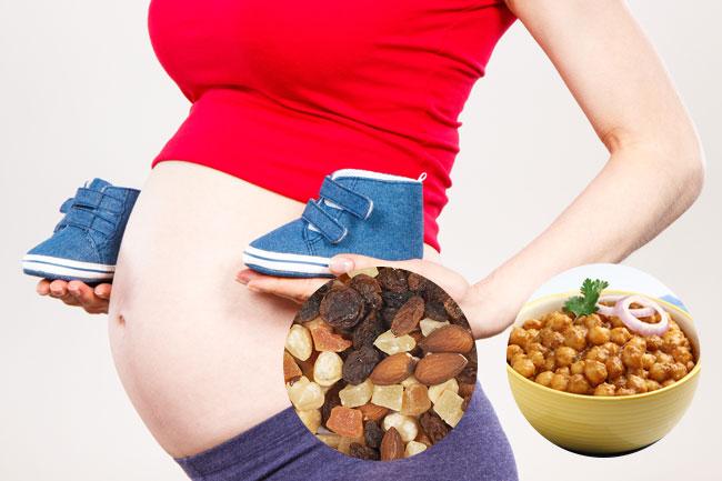 जुड़वा बच्चे को जन्म देने के लिए क्या खाएं