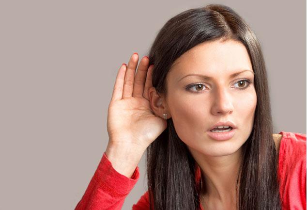 कान से सुनाई देने की ताकत