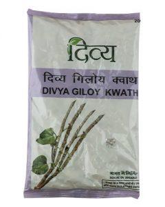 पतंजलि दिव्य गिलोय क्वाथ