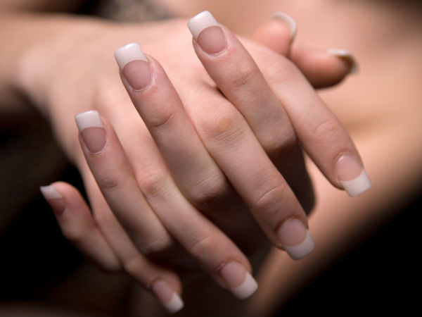 long nails home remedies in hindi