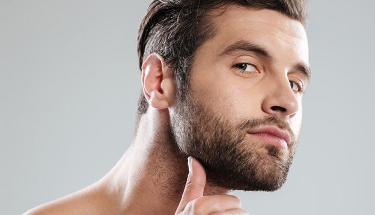 दाढ़ी को शेप में कैसे रखे