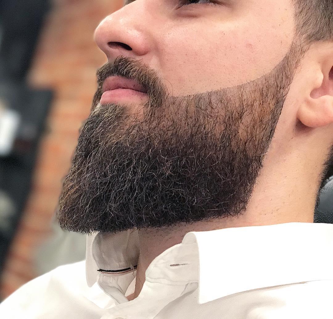 दाढ़ी को शेप