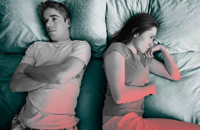 पति की समस्याओं को समझ ले