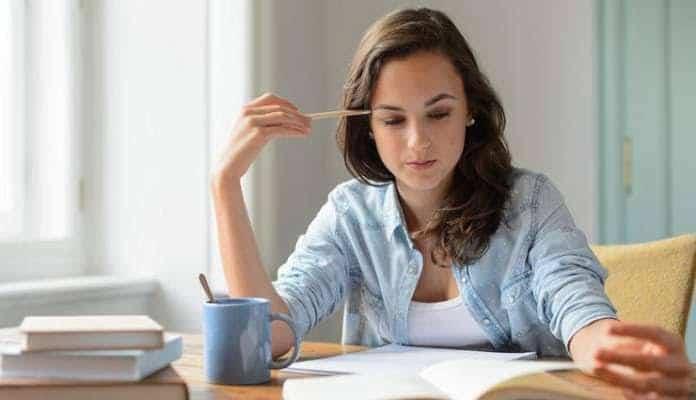 पढ़ाई करने के लिए सही समय