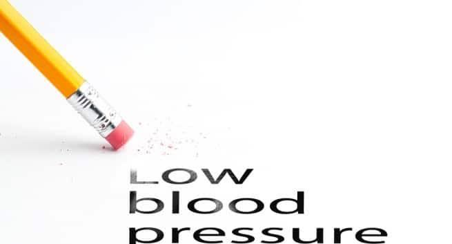 रक्त चाप कम क्यों