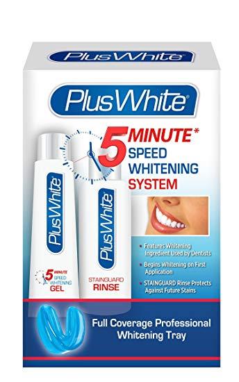 प्लस व्हाइट 5 मिनट प्रीमियर टीथ व्हाइटनिंग पेस्ट
